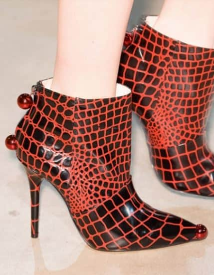 Scarpe donne 2016 Christopher Kane