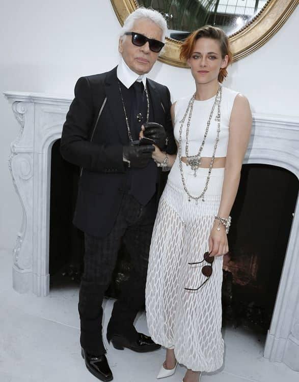 Kristen Stewart Coco Chanel