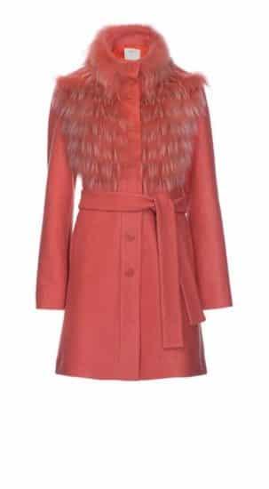 Pinko autunno inverno 2016 cappotto. Il tema della nuova collezione ... 355e7c292e3