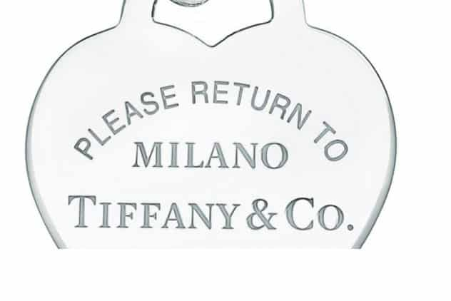 Tiffany Please Return to Milano