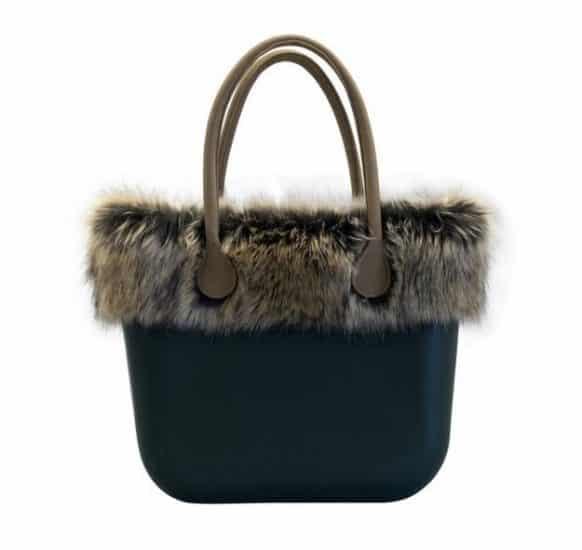 borsa o bag pelliccia prezzo