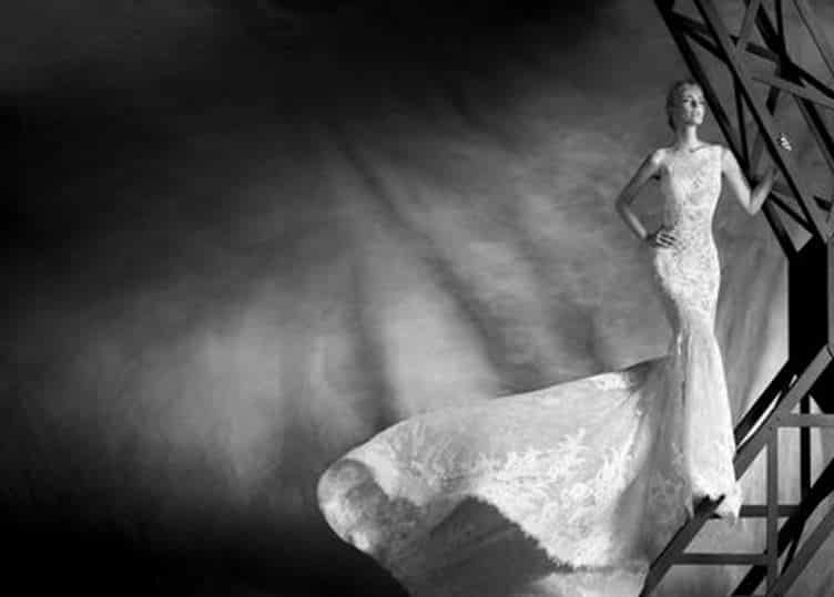 abiti da sposa Pronovias testimonial primavera estate 2016