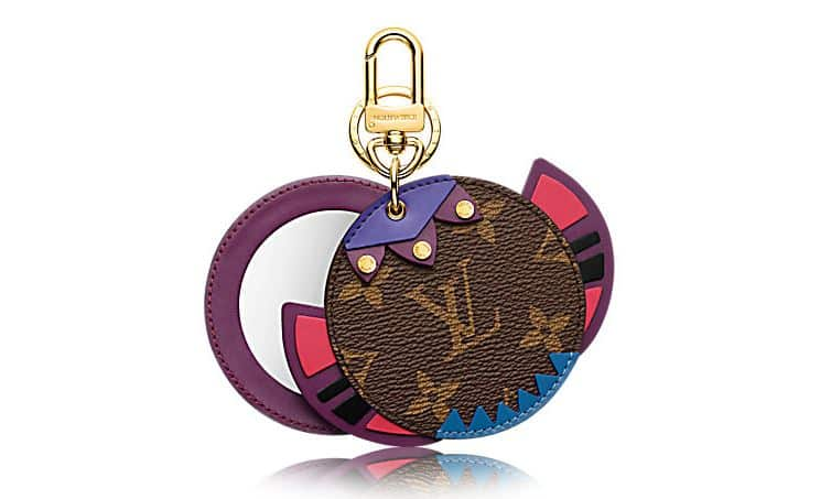 Moda borse bag charms Louis Vuitton