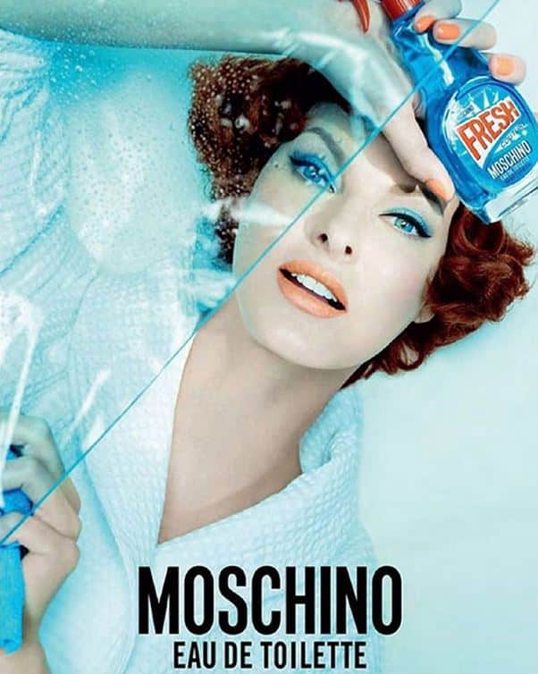 nuovo profumo Moschino