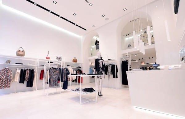 Kocca negozi milano for Negozi arredamento design milano