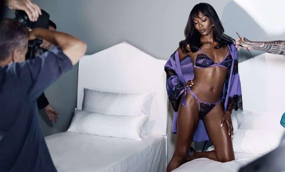 Naomi Campbell per Yamamay