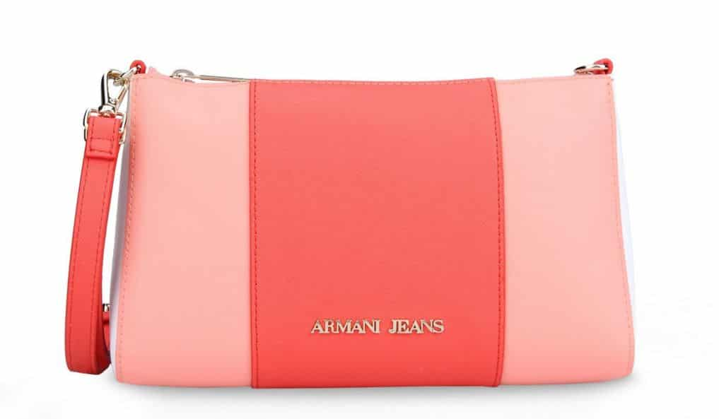 Borse Armani Jeans 2016 primavera estate prezzi pochtte