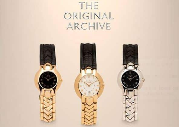 Versace orologi The Original ARchive