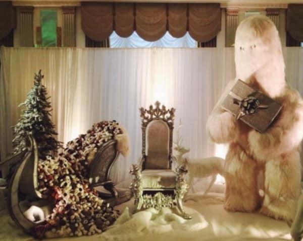 Vetrine di Natale più belle Dolce e Gabbana