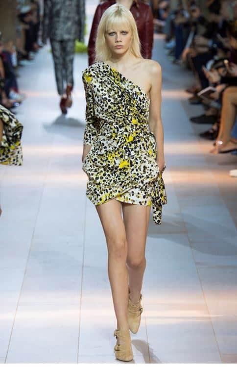 abbigliamento primavera estate 2016 Cavalli