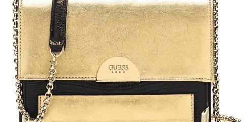 Borse Guess primavera estate 2016 prezzi oro