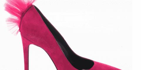 Scarpe bellissime con il tacco Pinko