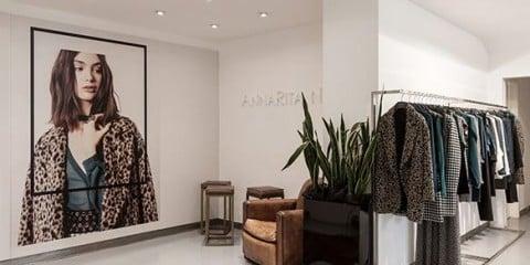 Annarita N apre uno showroom Milano