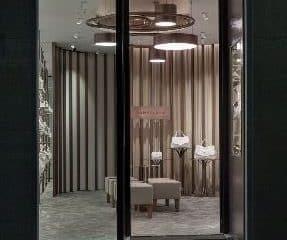 Zanellato prima boutique Milano