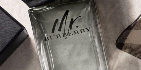 nuovo profumo uomo Mr Burberry