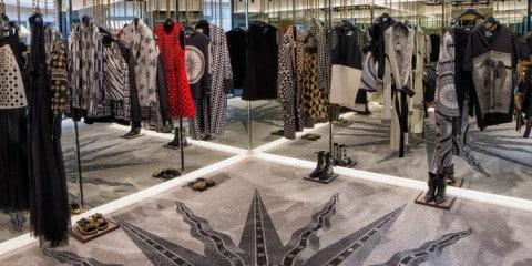 primo flagship store Fausto Puglisi Milano