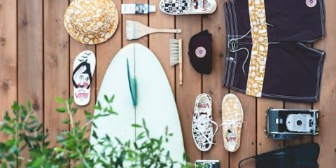 scarpe Vans Surf capsule collection