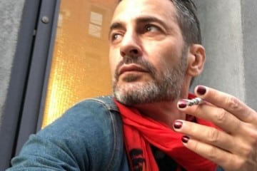 smalto da uomo Marc Jacobs