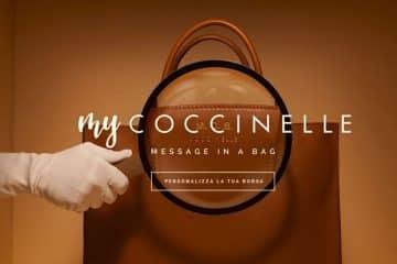 My Coccinelle borse personalizzate