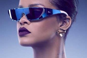 occhiali da sole Rihanna x Dior