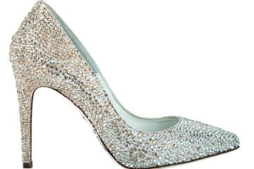 scarpe sposa Loriblu Full Crystal