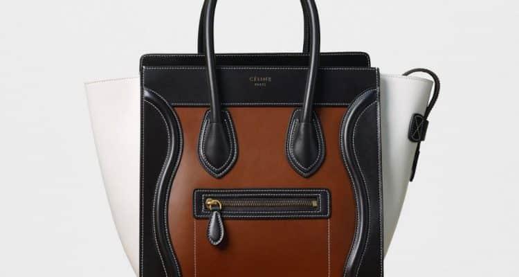 Celine Luggage prezzo medium mini nano