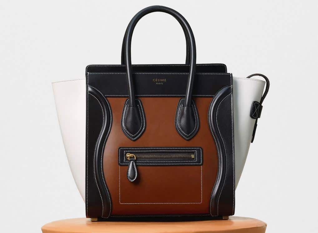 celine handbags buy online - Celine Luggage: il Prezzo di Medium, Mini e Nano 2017 | Purse \u0026amp; Co