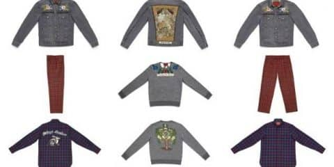 Gucci Dover Street Market capsule collection