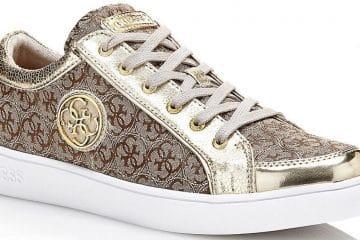 Guess scarpe 2017 oro