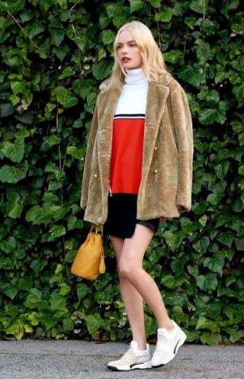 Kate Bosworth per Pinko 2017