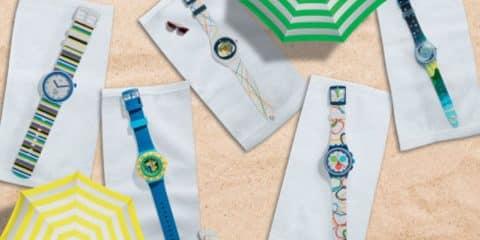 orologi Swatch Rio 2016