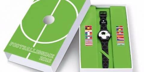 orologio Swatch Footballissime Europei 2016