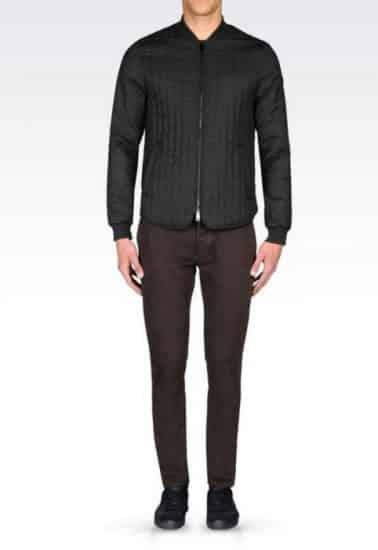Armani Jeans uomo 2016 2017 inverno