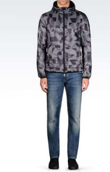 Armani Jeans uomo 2016 2017 moda
