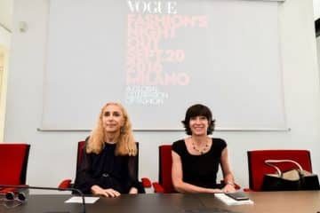 Vogue Fashion Night Out Milano 2016 VFNO