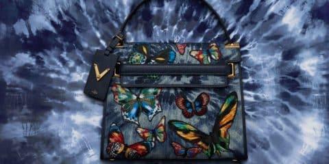 collezione Tie and Dye Valentino