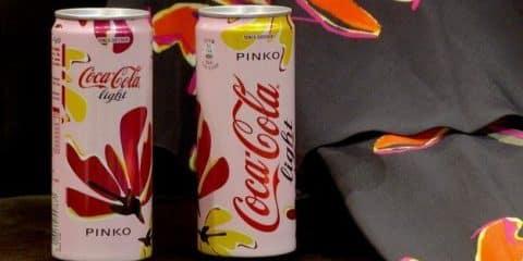 limited edition Pinko Coca Cola