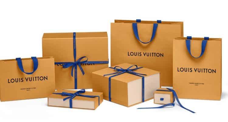 nuovo packaging louis vuitton