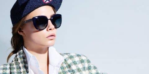 occhiali da sole 2016 chanel