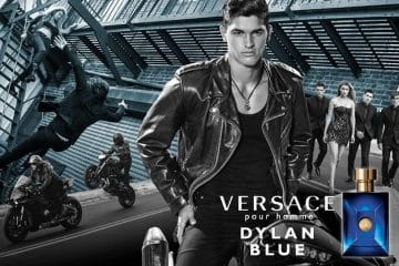 profumo uomo Versace Dylan Blue