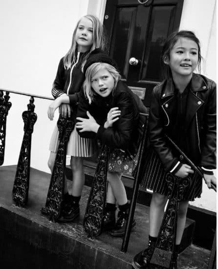 Zara Kids 2016 2017 bambina