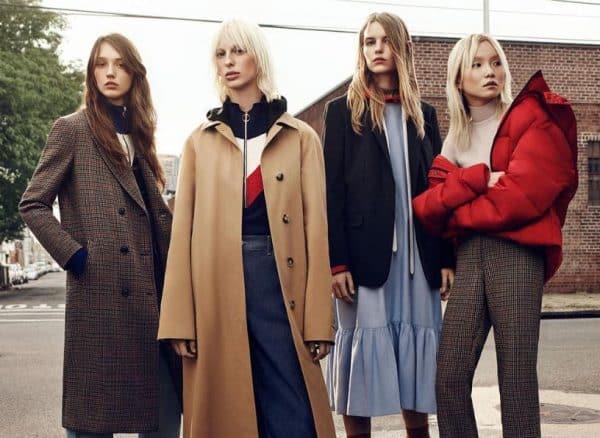 Zara autunno inverno 2016 2017 capi spalla
