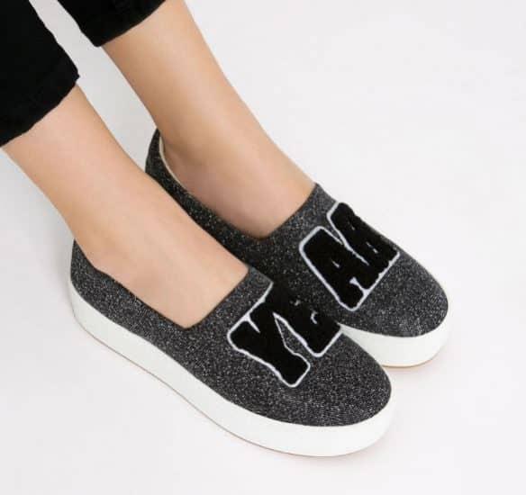 Zara scarpe autunno inverno 2016 2017 sneakers