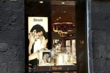 negozio Stroili Siena
