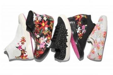 scarpe Converse x Patbo Brazilian Floral