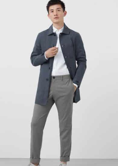 64112e8bbda9 Mango Uomo autunno inverno 2016 2017  come vestire bene spendendo ...