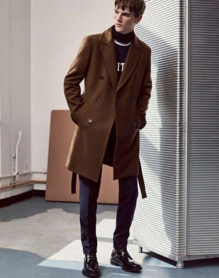 sale retailer d80da 3ba2d Zara Uomo autunno inverno 2016 2017: tutti i Capi di ...