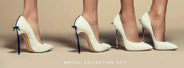 the latest b6d43 7780d Scarpe Casadei Sposa 2017: verso l'Altare con Stile | Purse & Co