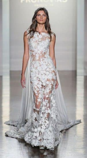 70fe6e43aa82 A breve arriveranno le sfilate londinesi della White Gallery e da qualche  tempo si è conclusa la settimana della moda bridal spagnola.