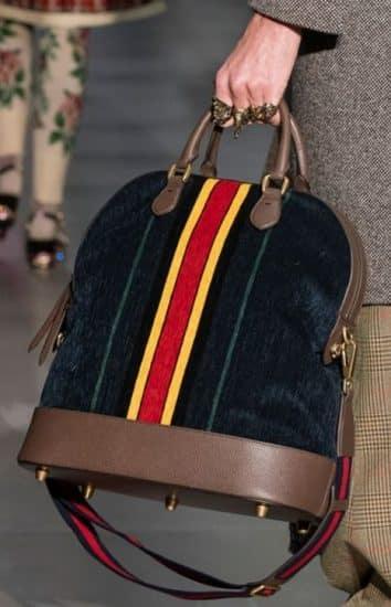 Le Borse Gucci autunno inverno 2017 2018 si fanno in Tre  58bf48ac30e
